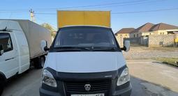 ГАЗ  Газель 2008 года за 1 850 000 тг. в Шымкент