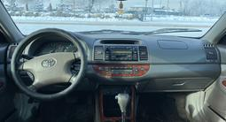 Toyota Camry 2002 года за 4 500 000 тг. в Талдыкорган – фото 5
