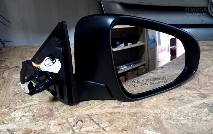 Правое зеркало камри 50 USA UAE за 45 000 тг. в Алматы