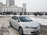 Hyundai Accent 2015 года за 5 150 000 тг. в Нур-Султан (Астана) – фото 5