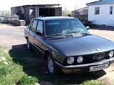 BMW 528 1984 года за 1 000 000 тг. в Нур-Султан (Астана)