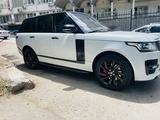Land Rover Range Rover 2013 года за 25 000 000 тг. в Алматы – фото 4