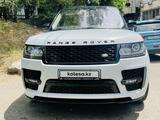 Land Rover Range Rover 2013 года за 25 000 000 тг. в Алматы – фото 2