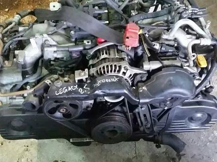 Контактный двигатель на Субару EJ20 2х. расп. вальный за 200 000 тг. в Нур-Султан (Астана)