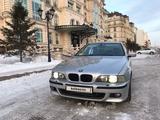 BMW 523 2000 года за 2 700 000 тг. в Нур-Султан (Астана) – фото 5