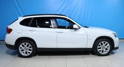 BMW X1 2011 года за 5 730 000 тг. в Алматы – фото 4