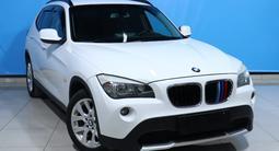 BMW X1 2011 года за 5 730 000 тг. в Алматы – фото 3