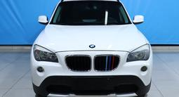 BMW X1 2011 года за 5 730 000 тг. в Алматы – фото 2