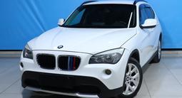 BMW X1 2011 года за 5 730 000 тг. в Алматы