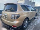 Nissan Patrol 2012 года за 10 500 000 тг. в Нур-Султан (Астана) – фото 4
