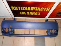 Передний бампер на Skoda Rapid за 35 000 тг. в Актобе