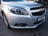 Chevrolet Malibu 2014 года за 6 500 000 тг. в Алматы – фото 2