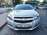 Chevrolet Malibu 2014 года за 6 500 000 тг. в Алматы – фото 4