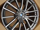Диски оригинального стиля BMW Х5 за 600 000 тг. в Нур-Султан (Астана) – фото 3