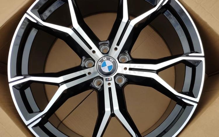 Диски оригинального стиля BMW Х5 за 600 000 тг. в Нур-Султан (Астана)