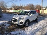 Chevrolet Tracker 2013 года за 4 300 000 тг. в Тараз – фото 3