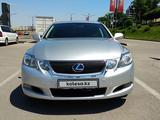 Lexus GS 450h 2008 года за 7 000 000 тг. в Алматы – фото 2