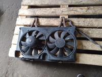Вентилятор охлаждения мерседес Е210 за 586 тг. в Караганда