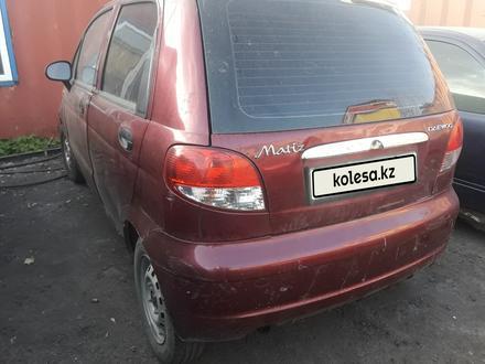 Daewoo Matiz 2011 года за 800 000 тг. в Нур-Султан (Астана) – фото 5