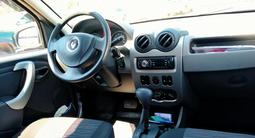Renault Sandero 2013 года за 2 850 000 тг. в Караганда – фото 4