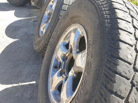 Land cruiser диски и шины за 65 000 тг. в Жезказган – фото 3