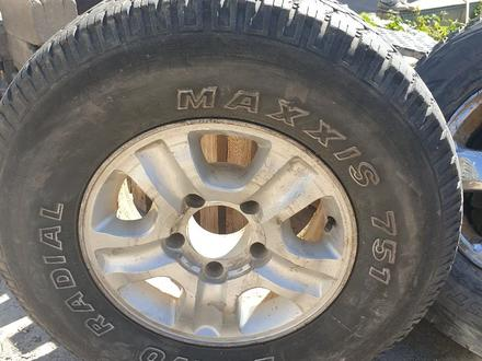 Land cruiser диски и шины за 65 000 тг. в Жезказган – фото 5