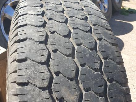 Land cruiser диски и шины за 65 000 тг. в Жезказган – фото 7