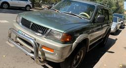 Mitsubishi Montero Sport 1997 года за 3 100 000 тг. в Алматы
