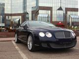 Bentley Continental GT 2008 года за 22 000 000 тг. в Алматы – фото 5