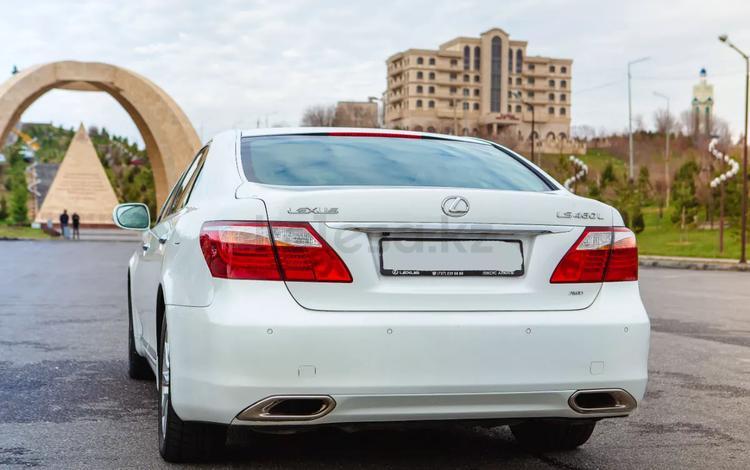 Lexus LS 460 2012 года за 10 500 000 тг. в Шымкент