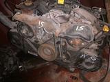 Двигатель (На Субаро Форест Т2) за 200 000 тг. в Караганда – фото 3