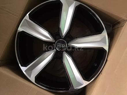 Новые Диски r19 Audi за 220 000 тг. в Алматы – фото 2