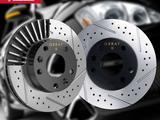 Тормозные колодки и диски фирмы Gerat за 7 000 тг. в Шымкент – фото 3