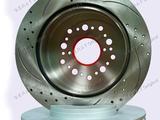 Тормозные колодки и диски фирмы Gerat за 7 000 тг. в Шымкент – фото 5