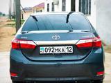 Toyota Corolla 2013 года за 4 790 000 тг. в Жанаозен – фото 2