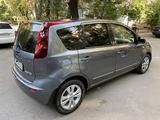 Nissan Note 2010 года за 4 100 000 тг. в Алматы – фото 4