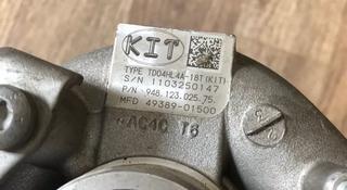 Турбина на порш панамера 4.8 за 230 000 тг. в Алматы