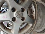 Диски литые, комплект, Nissan r14 (№ 870) за 38 000 тг. в Темиртау