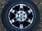 1шт R17 Toyota Prado Запаска в сборе за 33 000 тг. в Алматы – фото 3