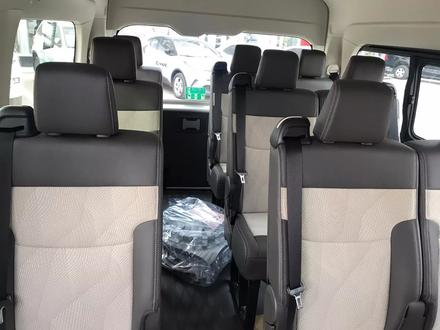 Toyota HiAce 2020 года за 21 500 000 тг. в Алматы – фото 20