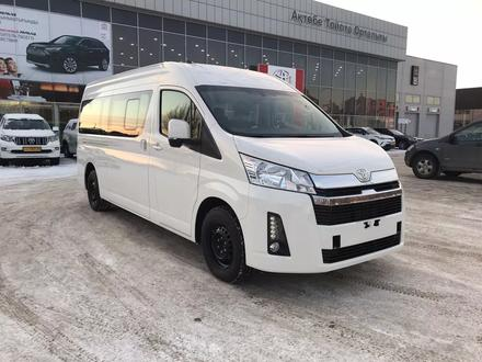 Toyota HiAce 2020 года за 21 500 000 тг. в Алматы