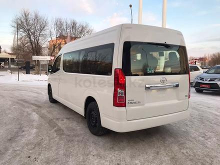 Toyota HiAce 2020 года за 21 500 000 тг. в Алматы – фото 6