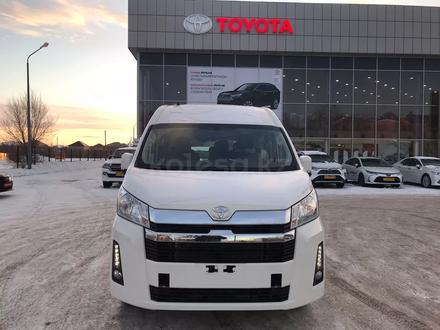 Toyota HiAce 2020 года за 21 500 000 тг. в Алматы – фото 7