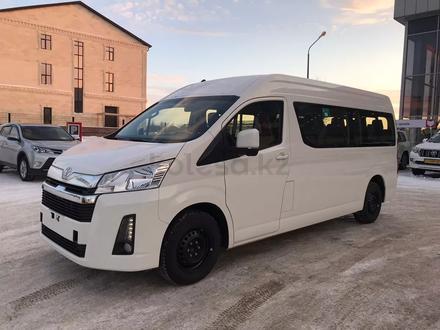 Toyota HiAce 2020 года за 21 500 000 тг. в Алматы – фото 8