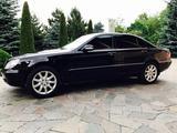 Mercedes-Benz S 600 2000 года за 4 500 000 тг. в Алматы – фото 4