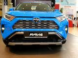 Toyota RAV 4 2019 года за 18 600 000 тг. в Костанай