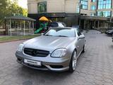 Mercedes-Benz SLK 230 1997 года за 4 500 000 тг. в Алматы