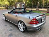 Mercedes-Benz SLK 230 1997 года за 4 500 000 тг. в Алматы – фото 4