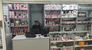 Фирменный магазин PATRON в Алматы
