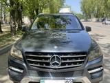 Mercedes-Benz ML 350 2012 года за 13 500 000 тг. в Алматы